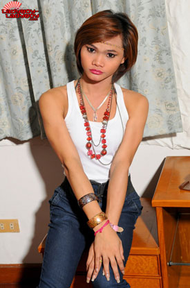 Bank on Ladyboy-Ladyboy!