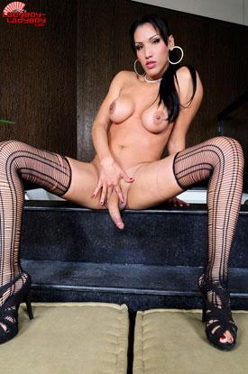 Tamara Camargo at Ladyboy-Ladyboy!