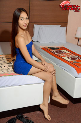 Ladyboy-Ladyboy Blog presents Ladyboy Angelica Simon!