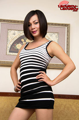 t ladyboy ice ladyboy ladyboy 01 Ladyboy Ice Is Back In Black And White On Ladyboy Ladyboy!
