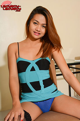 Ladyboy-Ladyboy Blog presents Ladyboy Samantha!
