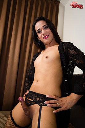 Ladyboy-Ladyboy Blog presents Ladyboy Tengmon!